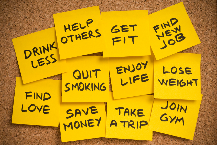 Why New Year's Resolutions Seldom Work And How They Can!