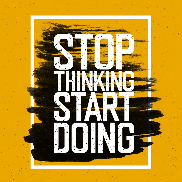 Start Where You Are…