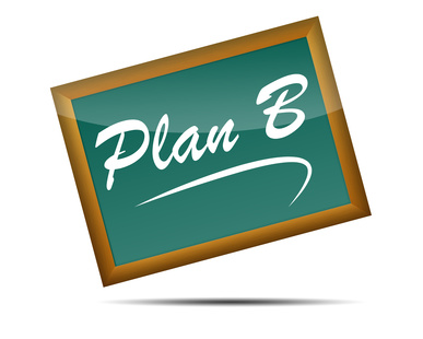 Tear Up Your Plan B